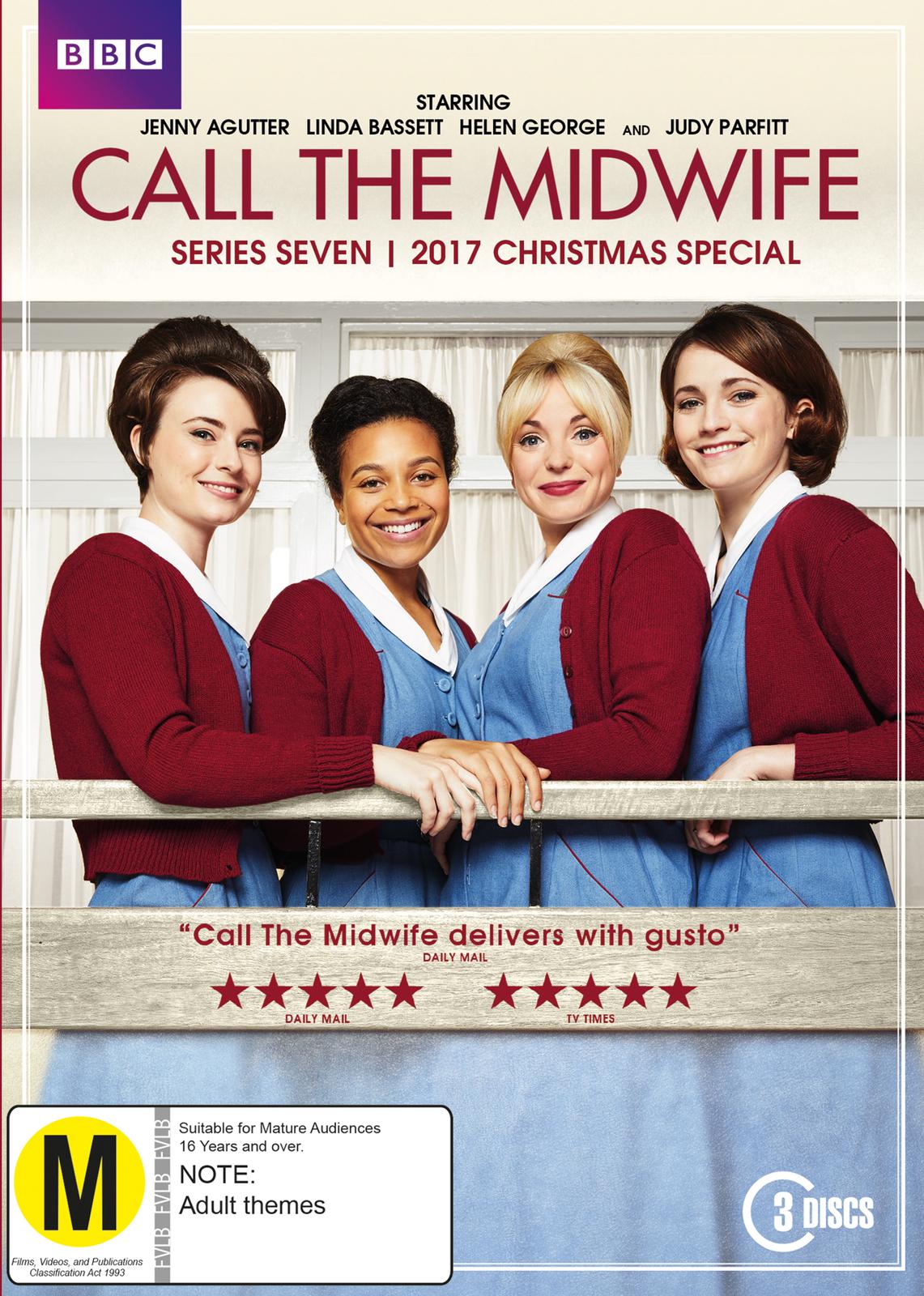 Call the Midwife - Season 7 on DVD image