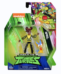 TMNT: Basic Action Figure - April