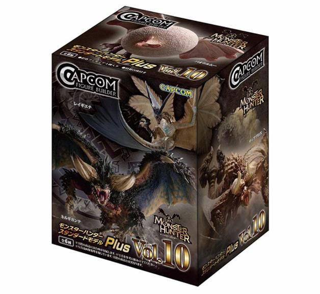 CFB Monster Hunter #10 Mini-Figure (Blind Box)