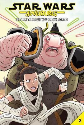 Star Wars Adventures 2 by Cavan Scott