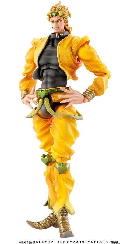 JoJo's Bizarre Adventure 3: DIO - Super Action Statue