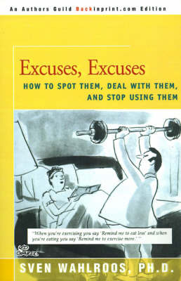 Excuses, Excuses by Sven Wahlroos image