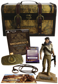 Uncharted 3: Drake's Deception Explorer Edition **LIMITED STOCK** for PS3