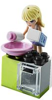 LEGO Friends - Stephanie's Outdoor Bakery (3930) images, Image 1 of 4