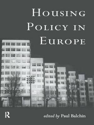 Housing Policy in Britain