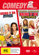 Bring It On Again / Bring It On - All Or Nothing (Comedy 2 DVD Movie Pack) on DVD