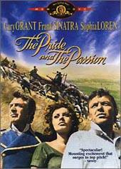 The Pride & The Passion on DVD
