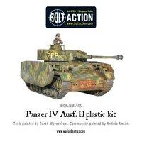 Bolt Action: Panzer IV Zug - Tank Platoon image