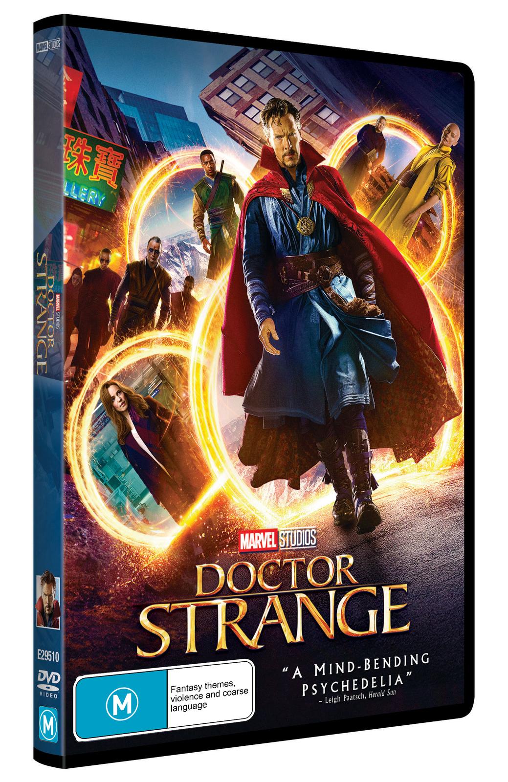 Doctor Strange on DVD image