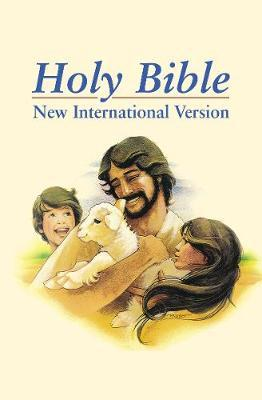 NIV, Children's Bible, Hardcover by Zondervan image