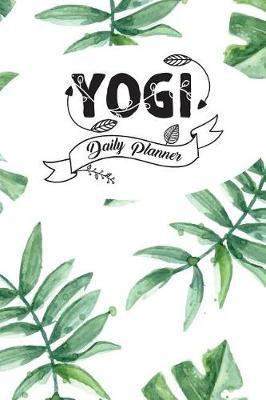 Yogi Daily Planner by Migle Adzgauskaite