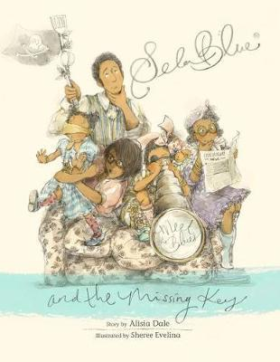 Sela Blue and the Missing Key by Alisia Dale image