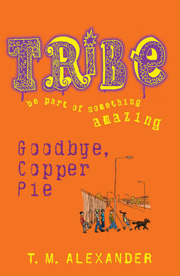 Goodbye Copper Pie by T. M. Alexander image