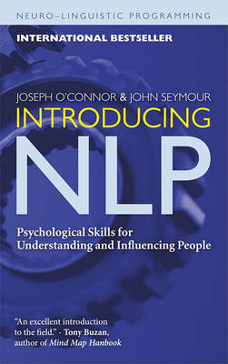 Introducing NLP by Joseph O'Connor image