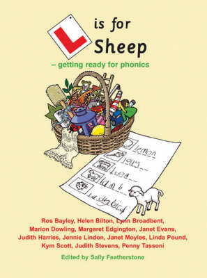 L is for Sheep by Ros Bayley image