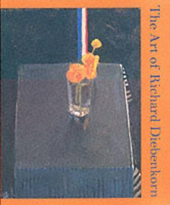 The Art of Richard Diebenkorn by Jane Livingston image