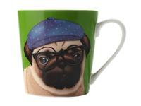 Christopher Vine - Mini Mob The Costume Party Mug Buddy Green (350ml)