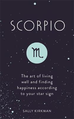Scorpio by Sally Kirkman image