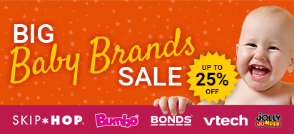 Big Baby Brands Sale!