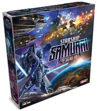 Starship Samurai - Board Game