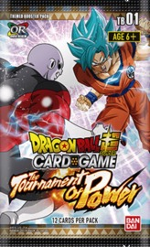 Dragon Ball Super TCG: The Tournament of Power Single Booster