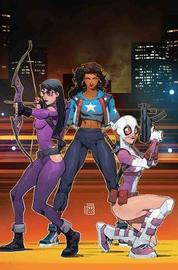 West Coast Avengers Vol. 2: City Of Evils by Kelly Thompson
