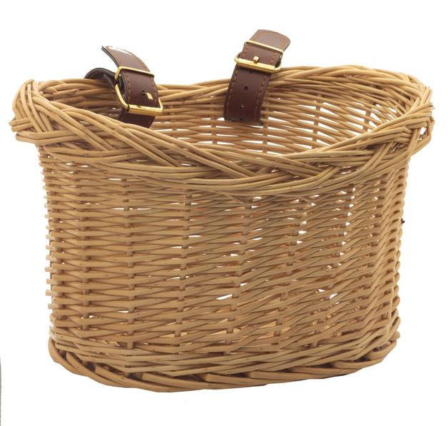 Trybike - Woven Wicker Basket