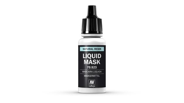 Vallejo: Model Colour - Liquid Mask (17ml)