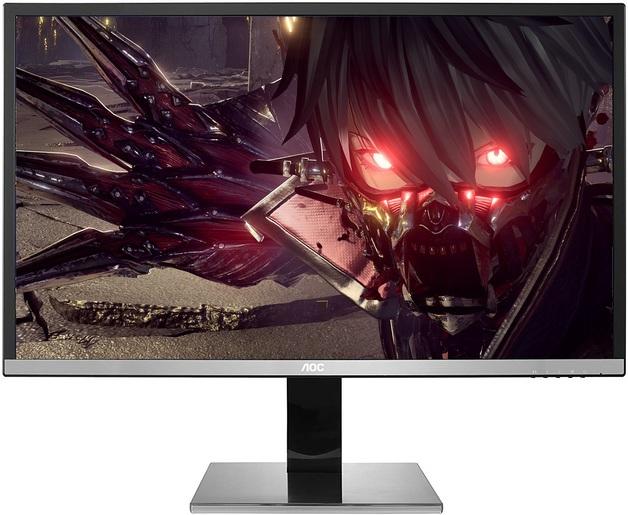 "32"" AOC Ergonomic 4K Monitor"