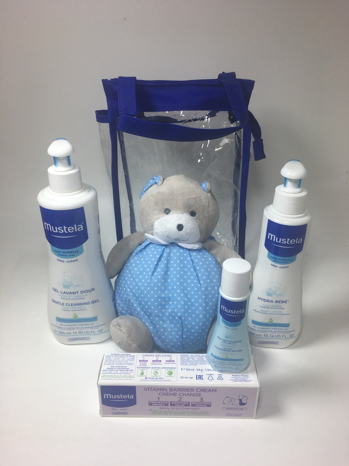 Mustela: Essential Nursery Gift Pack image