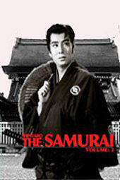 Shintaro The Samurai - 2 on DVD