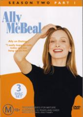Ally McBeal - Season 2: Part 1 (3 Disc Set) on DVD