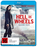 Hell On Wheels - Season Four on Blu-ray