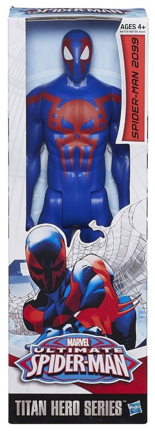 Spider Man Titan Hero Series Spider Man 2099 Toy At