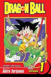 Dragon Ball: v. 1 by Akira Toriyama