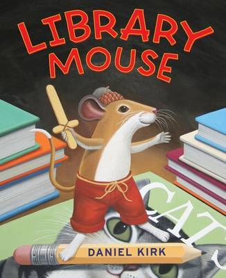 Library Mouse by Daniel Kirk image