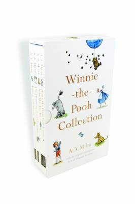 Winnie-the-Pooh Collection by A.A. Milne