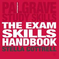 The Exam Skills Handbook by Stella Cottrell image