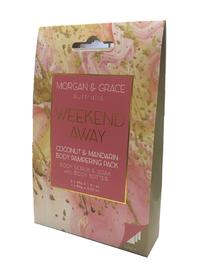 Morgan & Grace Body Pamper Packs - Weekend Away (Coconut & Mandarin)