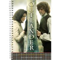 Outlander 2019 Engagement Planner by Starz