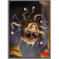Dungeons and Dragons Count Beholder Standard Sized Sleeves 50ct