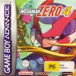 Mega Man Zero 4 for GBA