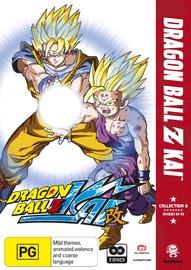 Dragon Ball Z Kai - Collection 8 on DVD