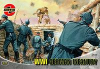 Airfix WWI German Infantry 1:72 Scale
