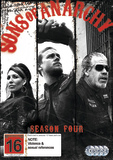 Sons of Anarchy - Season 4 DVD