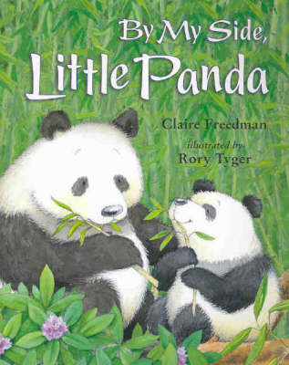 By My Side Little Panda by Claire Freedman
