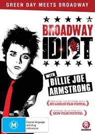 Broadway Idiot on DVD