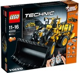 LEGO Technic - Remote-Controlled VOLVO L350F Wheel Loader (42030)