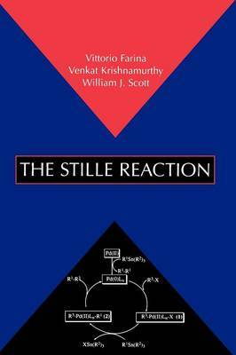 The Stille Reaction by Vittorio Farina image
