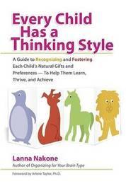 Every Child Has Thinking Style by Lanna Nakone image